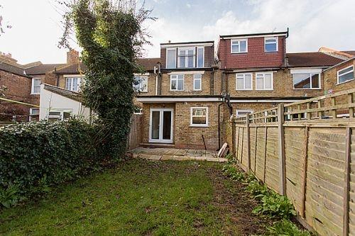 Back - 3 Bed Terraced House, 100m2 - London - rentals