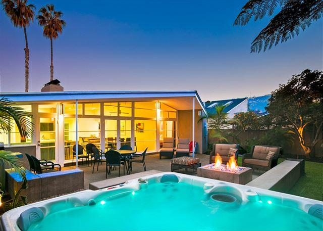 Piece of Paradise in the Shores-luxurious home w/ private yard and hot tub - Image 1 - La Jolla - rentals