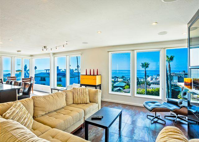 Urban-chic penthouse with expansive ocean views. - Image 1 - La Jolla - rentals