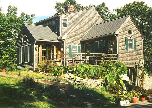Front of House - JOANG - Walk to Town, WiFi - Vineyard Haven - rentals