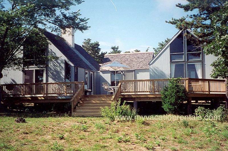 Deck and View Side House - MARSJ - Waterview Farm, WiFi - Oak Bluffs - rentals