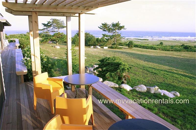 Ocean Front, Private Beach - JAFFJ - Oceanfront, Waterview, Private Beach and Tennis - Chilmark - rentals