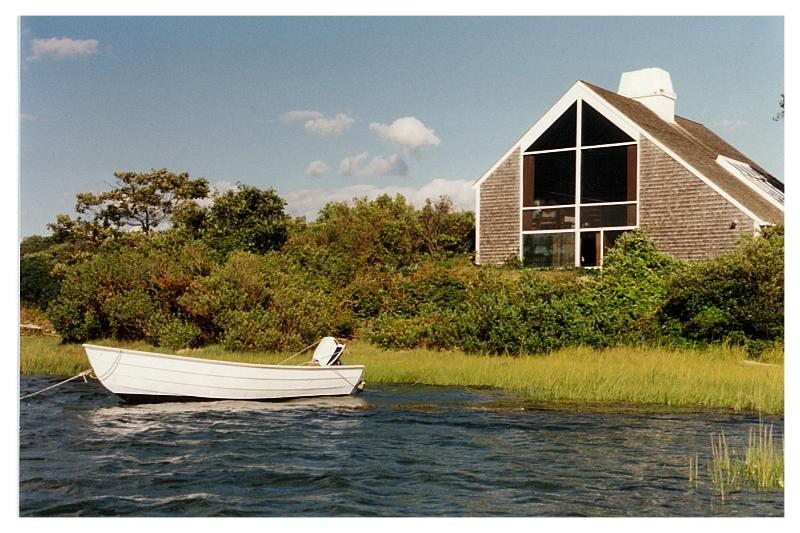 DIETR - Menemsha Pond Waterfront, Mooring, Wifi, Central A/C - Image 1 - Chilmark - rentals