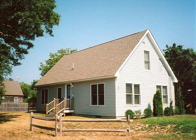 Exterior of House - MCBAA - Walk to Town.  Hi Speed Internet. - Oak Bluffs - rentals