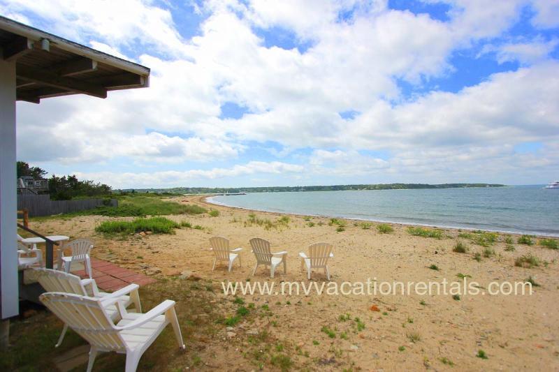 Beach and Views - GOLLB - Waterfront, Private Beach, Gorgeous Water Views, Room AC, Wifi - Oak Bluffs - rentals