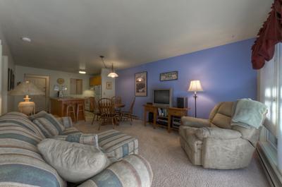 Fall Line #207 (2 bedrooms, 1 bathroom) - Image 1 - Telluride - rentals