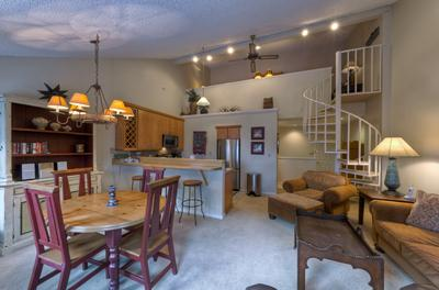 Lulu City 6Q (2 bedrooms, 2 bathrooms) - Image 1 - Telluride - rentals
