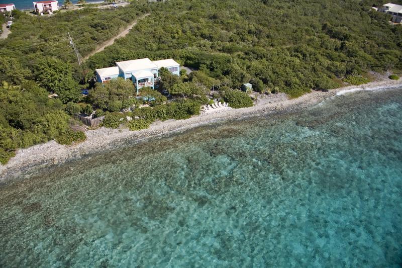 Casa Bougainvillea at Cabrita Point, St. Thomas - Ocean View, Pool - Image 1 - Cabrita Point - rentals