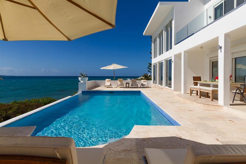 Vista Villa at Blowing Point, Anguilla - Waterfront, Pool - Image 1 - Blowing Point - rentals