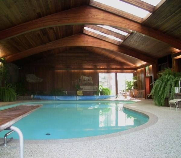 Lovely Pool - Rhapsody in the Rockies - Estes Park - rentals