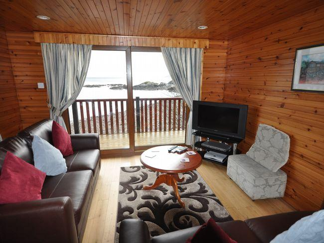 Lounge area with stunning views - A466D - Argyll & Stirling - rentals