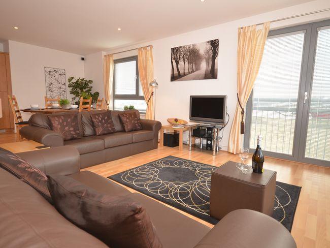 Lounge area  - E1980 - Broughton - rentals