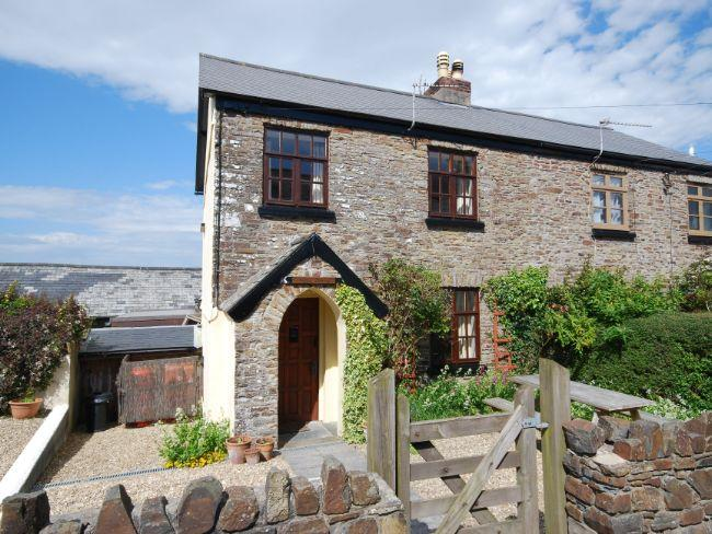 View towards the cottage - ABBSC - Westward Ho - rentals