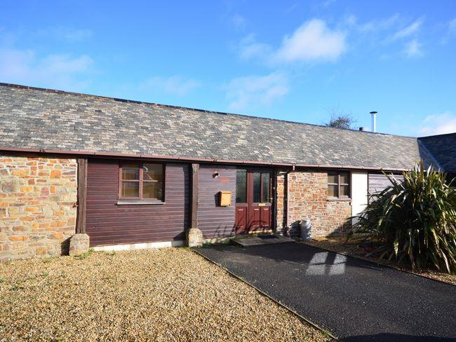 View towards the front of the barn - BUTBA - Bideford - rentals