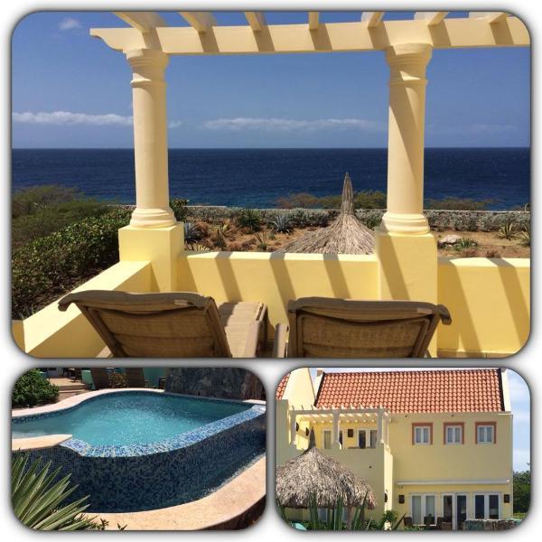 Three in one - Endless Ocean Front Luxury Kalki Villa - Westpunt - rentals
