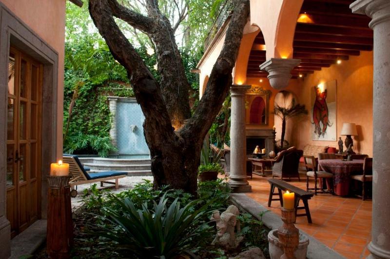 Sala - Casa San Miguel, San Miguel de Allende - San Miguel de Allende - rentals