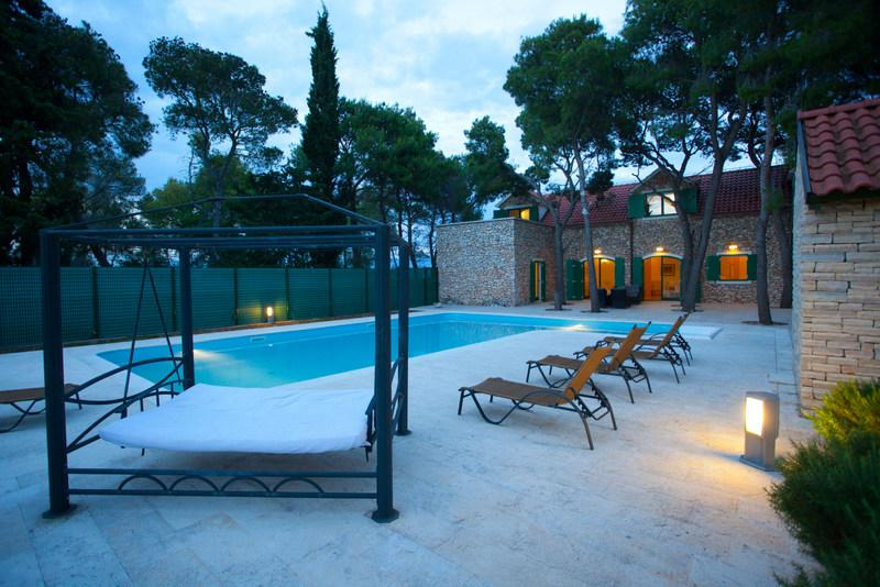 Villa - Private oasis for hedonists - Brac - rentals