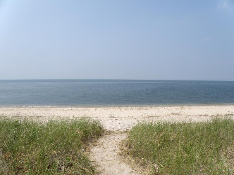 Private Beach - North Fork Beach House on LI Sound - Peconic - rentals