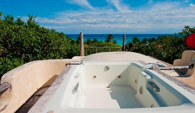 Quaint Family Villa Xaguar 2mn walk to the Beach - Image 1 - Colonia Luces en el Mar - rentals