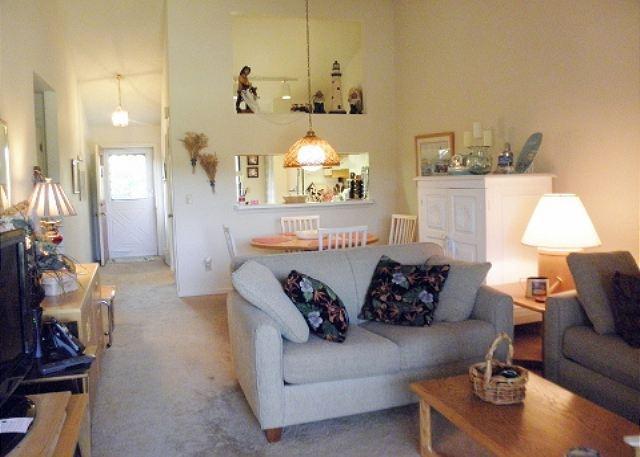 Brewster Ocean Edge Resort 2 Bedroom, 2 Bath upper-level Garden Villa! - Image 1 - Brewster - rentals