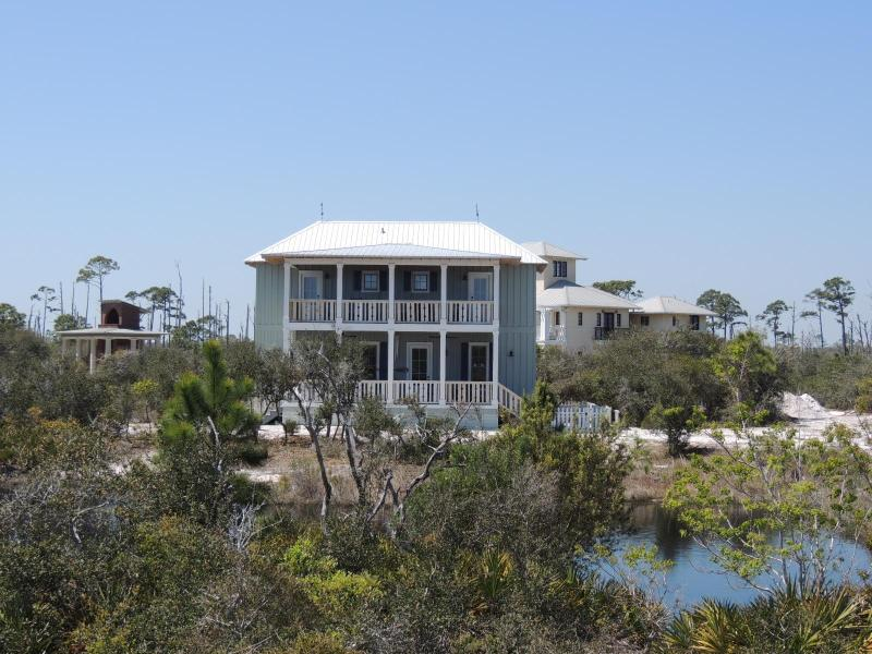Dragonfly Cottage Lakefront with Gulf Views - Discover the Romance of the NEW Dragonfly Cottage - Orange Beach - rentals