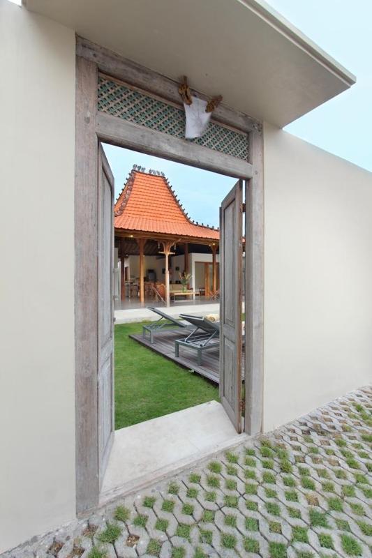 Entrance - Villa Manik - Canggu - rentals