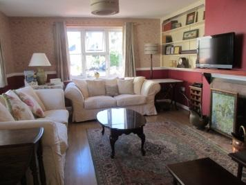 Cottage Lounge - Charming holiday cottage in Guernsey - Saint Martins - rentals