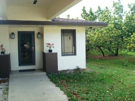 Front view - Cozy house close to Everglades National Park - Homestead - rentals