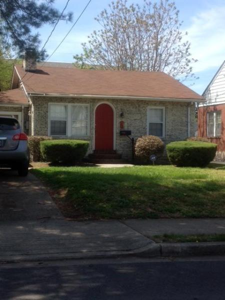 Front of House - Nashville TN, Music Row,Vanderbilt, Belmont - Nashville - rentals