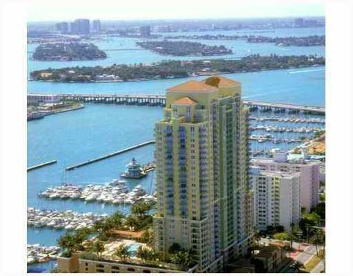 aerial - South Beach 2 bedroom condo - Coconut Grove - rentals