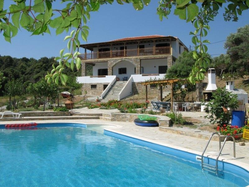 Villa Anastasia Pelion - Image 1 - Potistika - rentals