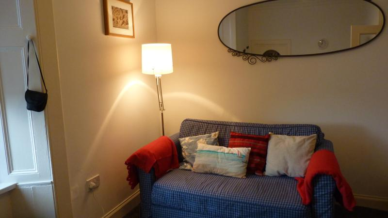 a comfortable couch to enjoy the view from... - 44 George Street , Millport, Isle of Cumbrae - Millport - rentals