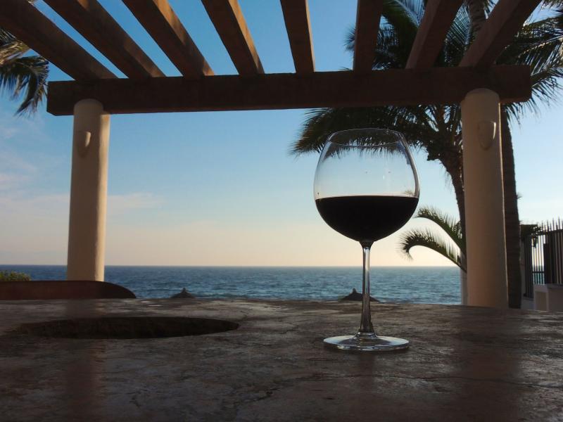 Gorgeous Beach Front Home - Image 1 - Nuevo Vallarta - rentals