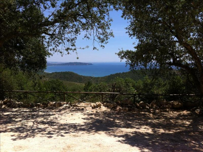 Porto Ercole Cottage with Superb Mediterranean Views and Italian Lifestyle - Image 1 - Porto Ercole - rentals