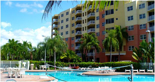 Vacation Village at Bonaventure - Image 1 - Weston - rentals