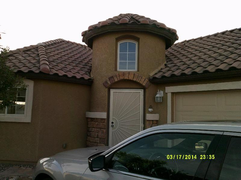 Front of house - Beach House in the desert - Buckeye - rentals