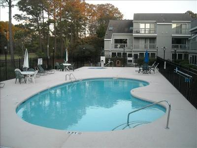 Relaxing Poolside - Great Retreat at the Beach - Surfside Beach - rentals