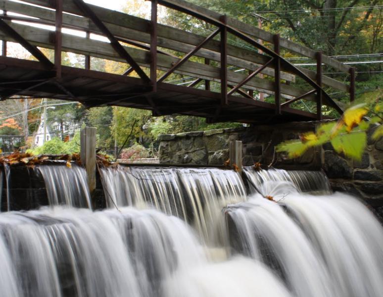 Chappaqua Duck Pond is just down the street - Stone Croft Cottage - Chappaqua - rentals