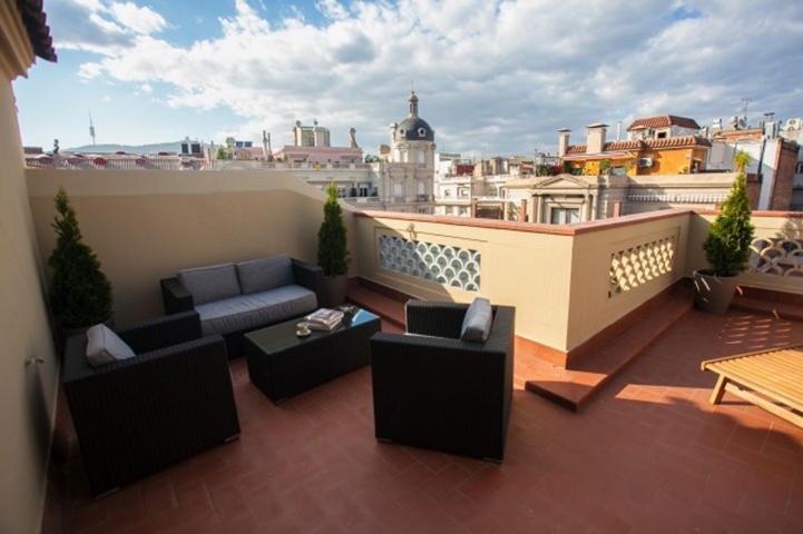 Lovely Attic  Barcelona - Image 1 - Barcelona - rentals