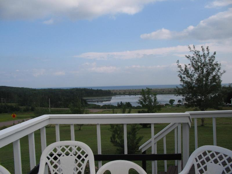 View from the deck - Red Point Tourist Home - Red Point - rentals