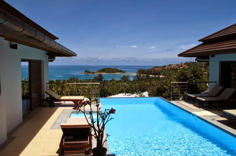 Villa 83 - Walk to Beautiful Choeng Mon Beach - Image 1 - Choeng Mon - rentals
