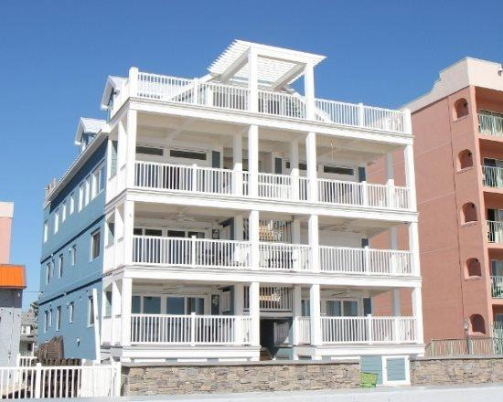 Ocean City Boardwalk Suites S1 - Image 1 - Ocean City - rentals