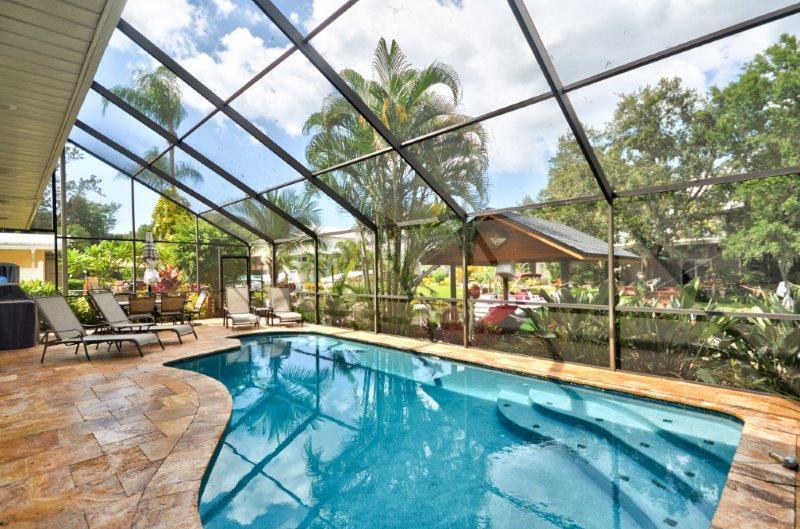 Lake Tarpon Executive 5br/ 4 bath Pool Home - Image 1 - Palm Harbor - rentals