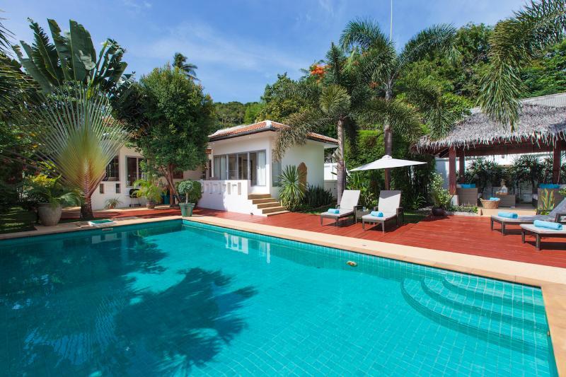 Baan Jasmine Luxury Tropical Garden Villa - Baan Jasmine Luxury Garden Villa, Bophut Koh Samui - Bophut - rentals
