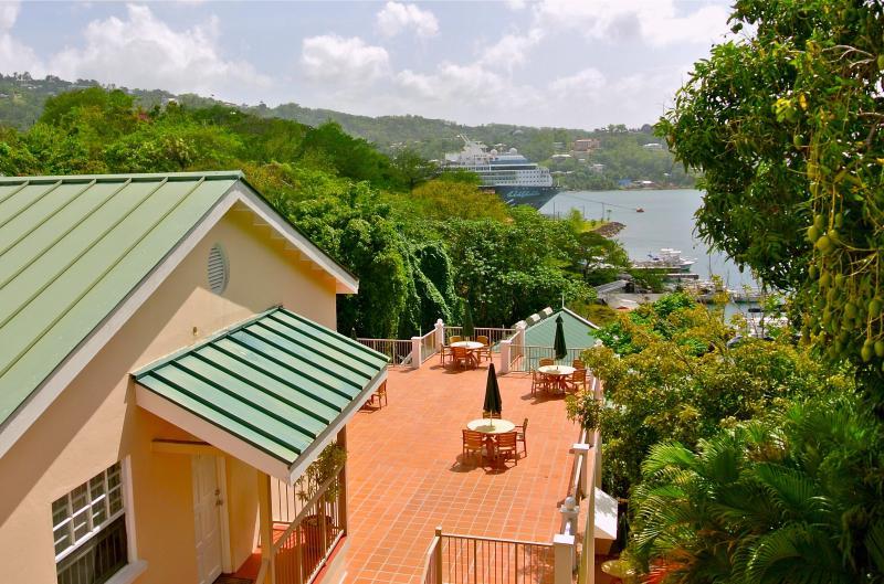 Poinsettia Villa Apartments Terrace - Poinsettia Villa Apartments - Castries - rentals