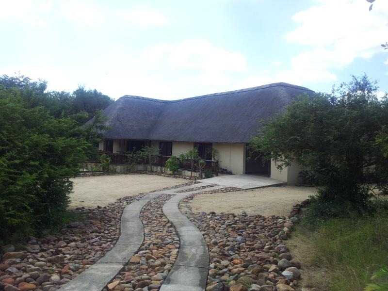 Front View - Hoedspruit Holiday Home In Wildlife Estate 39 - Hoedspruit - rentals