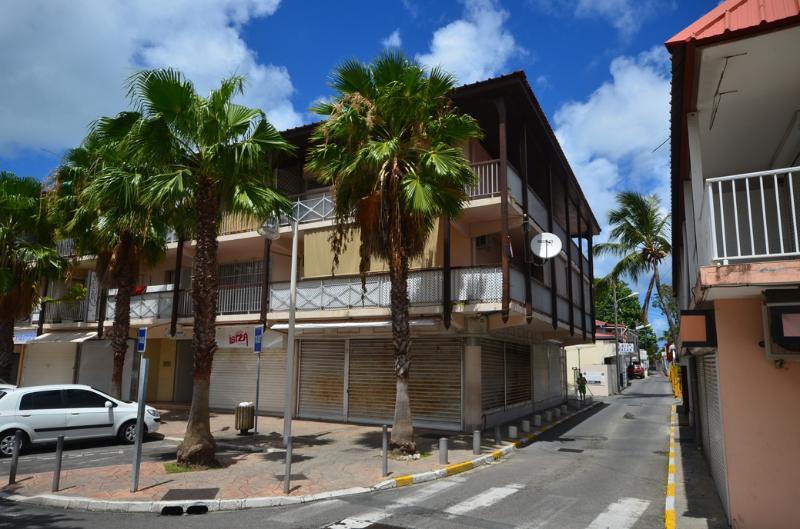 Building view - Marigot 2 bedrooms appartment, downtown best place - Saint Martin - rentals
