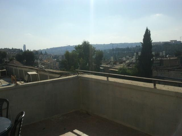 spacious apartment in rehavia - Image 1 - Jerusalem - rentals