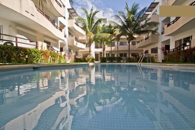 Alberca - Peregrina 2 Recamaras 5 Personas - Playa del Carmen - rentals