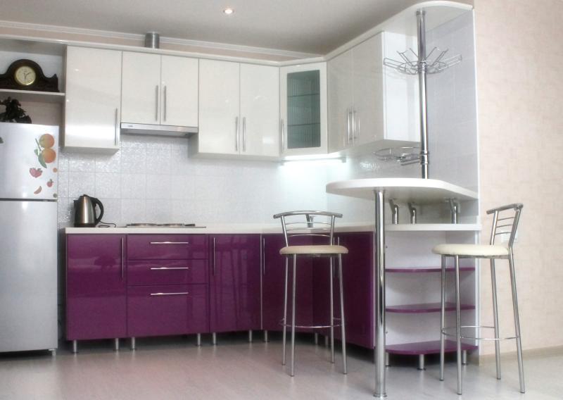 kitchen - Apartments on Sovetskaya 9 - Mykolayiv - rentals